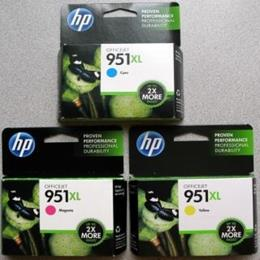 INK HP 951 CYN/MAJ/YL ORIGINAL