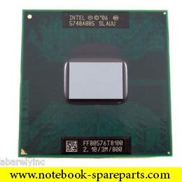 Intel Core 2 Duo Mobile T8100 SLAUU 2.10GHz 800MHz