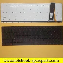 Keyboard for Asus N550 N550J N550JA N550JK N550JV N56 N56DP N56DY N56VB N56VJ N56VM